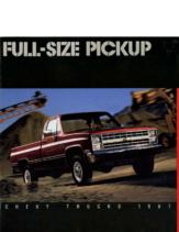 1987 Chevrolet Full Size Pickup