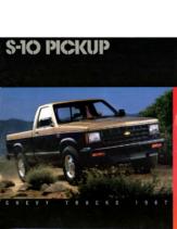 1987 Chevrolet S10 Pickup