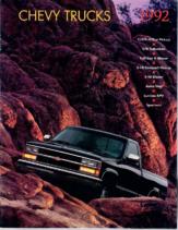 1992 Chevrolet Trucks