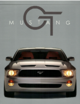 2001 Ford Mustang GT Concept