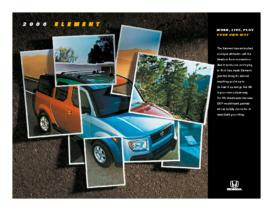 2006 Honda Element Factsheet