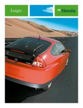 2006 Honda Insight Factsheet