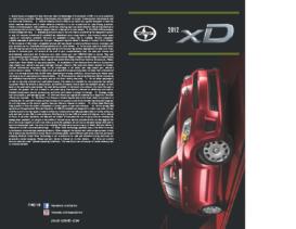 2012 Scion xD