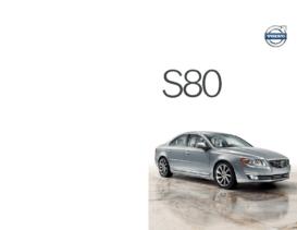 2014 Volvo S80