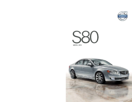 2015 Volvo S80 V2