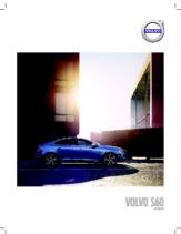 2018 Volvo S60 Spec Book