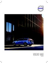 2018 Volvo V60 Spec Book