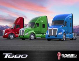2019 Kenworth T680