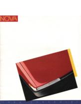 1986 Chevrolet Nova
