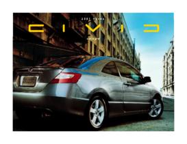 2007 Honda Civic Coupe Factsheet