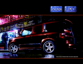 2007 Honda Element Factsheet