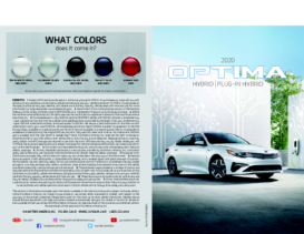 2020 Kia Optima Hybrid-PHEV