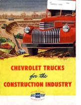 1946 Chevrolet Construction Trucks