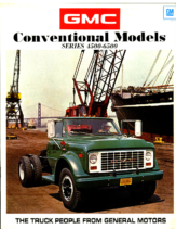 1971 GMC Conventional Models