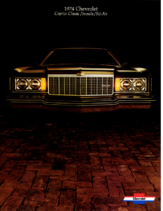 1974 Chevrolet Caprice Classic-Impala-Bel Air V2