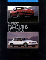 1990 Plymouth Full Line
