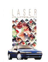 1991 Plymouth Laser
