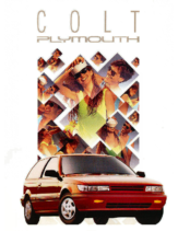 1991 Pymouth Colt