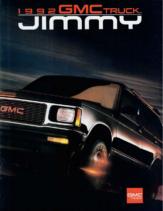 1992 GMC Jimmy