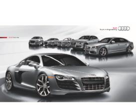 2010 Audi Full Line