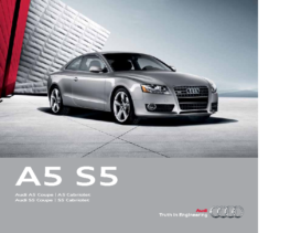 2012 Audi A5 S5