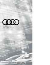 2017 Audi Full Line