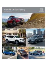 2020 Honda Utility V1