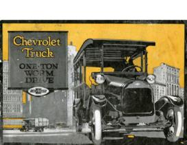 1918 Chevrolet Truck