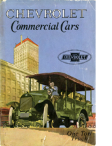 1919 Chevrolet Commercial Cars