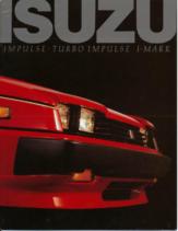 1986 Isuzu Full Line