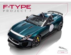 2015 Jaguar F-Type Project 7 V1