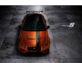 2019 Jaguar XE Project 8