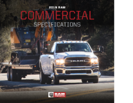 2019 Ram Commercial Specifications