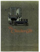 1927 Checker Model G6