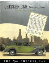 1939 Checker Model A