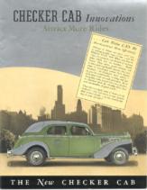 1940 Checker Model A