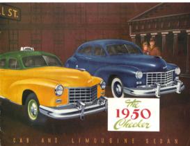 1950 Checker A4-A5 Sedan