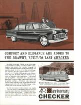 1962 Checker 40th Anniverary