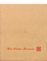 1962 Checker Town Custom Limo