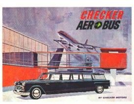 1962 Checker