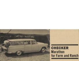1963 Checker Marathon Farm-Ranch