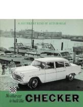 1963 Checker Marathon Sedan-Wagon