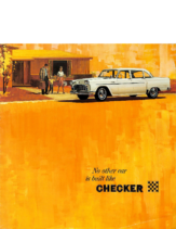 1964 Checker Marathon Limo-Aerobus