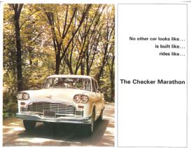 1965 Checker Marathon