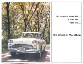 1967-Checker Full Line