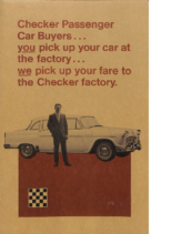 1968 Checker Factory Pickup