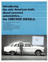 1968 Checker Marathon Diesel