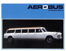 1969 Checker Aerobus