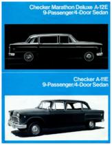 1969 Checker Full Line 2