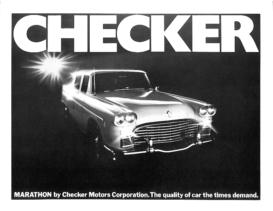 1972 Checker Marathon